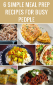 6 simple meal prep recipes for busy people %281%29