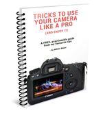 Tricks to use your camera like a pro and enjoy it small cover book 2