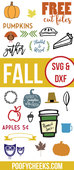 Fall free cut files