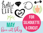 May free cut files