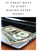 Ways to make extra money pic