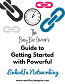 Busy biz owner guide to linkedin networking cover pic 310 opt