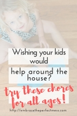 Chore lists and charts for kids %281%29