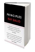 Ray dalio principles book cover