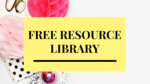 Free resource library   somto seeks
