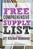 Kitchen list