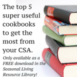 5 super useful cookbooks to get the most from your csa. (1)