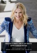 create it once. use it 100ways  by   tarran deane  speaking  leadership  signature7leadershipframework  ducatirider