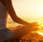Meditation on beach crop 200x194