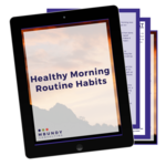 Healthy morning routine habitsadd heading