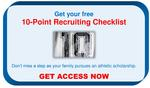 Recruiting checklist ad