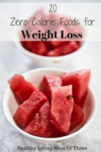 20 zero calorie foods for weight loss %282%29