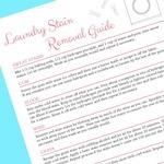 Convert kit laundry