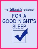 Sleepchecklisticon