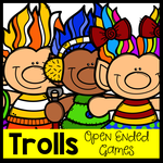 Troll open ended cover
