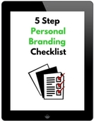5 step personal branding check list