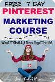 Pinterest marketing course really get traffic