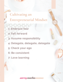 The 7 pillars of an entrepreneurial mindset final