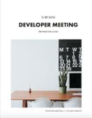 Developer checklist mockup email version