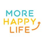 More happy life social media logo