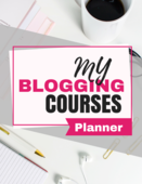 Blog planner picture