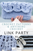 Copy of crochet patterns   anything crochet link party  1