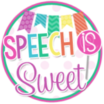 Speech is sweet logo