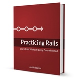 Practicing rails small