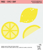 Lemon cut file