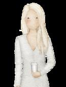 Emma rose solid sweater copy
