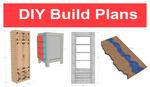 Digital project plans default