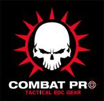 Combat pro skull logo 300