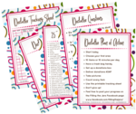 Declutter plan of action printable preview 940x788
