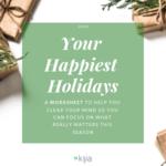 Copy of stress holiday worksheet
