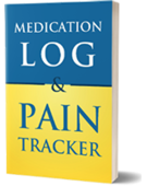 Medication log and pain tracker