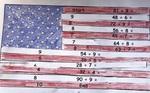 Flag math puzzle