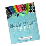 Back to school prep pack for sign up form