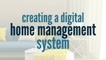Digital home management system   600