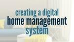 Digital home management system   600