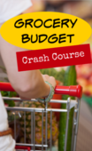Grocery budget crash course 2