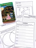 Magic tree house history notebooking pages vertical