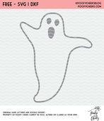 Ghost free cut file