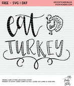 Eat turkey2