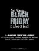 Black friday strategy guide   checklist cover   no year