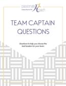 Captain questions cover