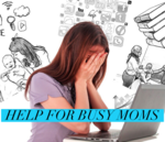 Help for busy moms