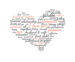 Diy word cloud for valentine's day   shareable template