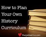 How to plan your own history curriculum