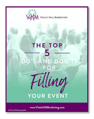 Top 5 dos   donts for filling event cover sm