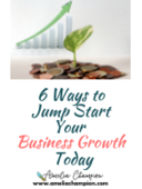 6 ways to jumpstart your biz today sm1